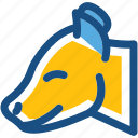 animal, breed, chihuahua, dog, pet icon