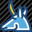 animal, ass, donkey, mule, okapi