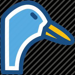 bird, fauna, gulls, seabird, seagull icon