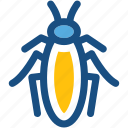 animal, animal kingdom, bug, cockroach, insect icon