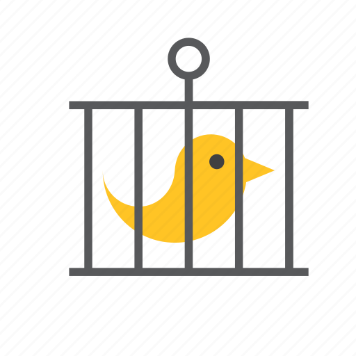 Animal, bird, cage icon - Download on Iconfinder