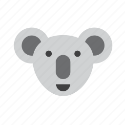 animal, australian, koala, marsupial icon