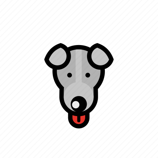 animals, dog, pets, zoo icon