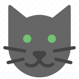 animal, animals, cat, halloween, holidays, nature, pet icon
