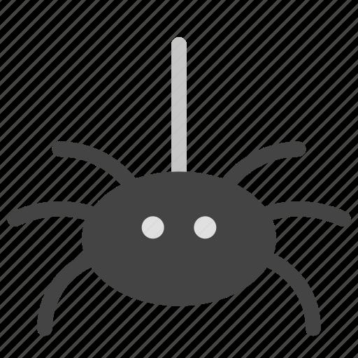 animals, bug, halloween, nature, spider, virus, web icon