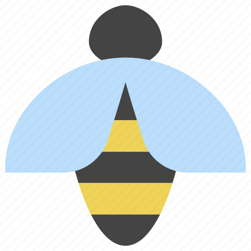 animals, bee, fly, honey, insect, nature, wasp icon