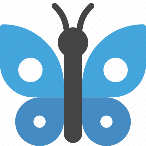 animals, butterfly, fly, insect, nature, wings icon