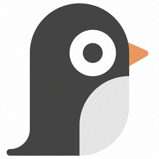animal, animals, emoticons, nature, penguin, smiley icon