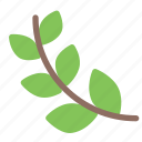 holidays, leaf, nature, object, objects icon