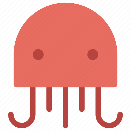 animals, food, nature, octopus, seafood, tentacles icon