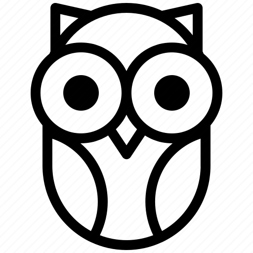 Animal, animals, nature, owl icon - Download on Iconfinder