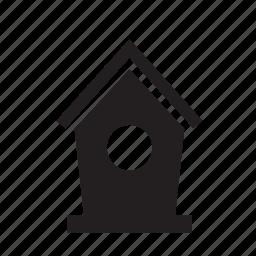 animal, bird, birdhouse, garden, house, pet icon