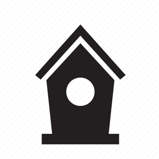 animal, bird, birdhouse, garden, house, pet icon