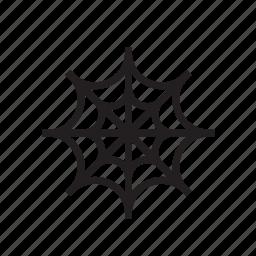 animal, cob, cobweb, insect, spider, spiderweb, web icon