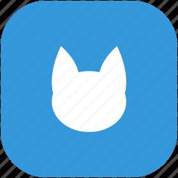 avatar, cat, face, kitty, pet icon