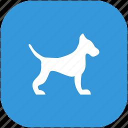 animal, dog, hunter, pet icon