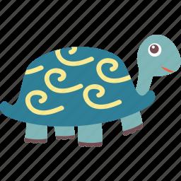 animal, fish, ocean, sea, turtle, water icon