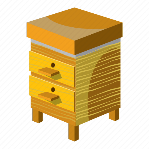 beehive, cartoon, hexagon, honey, nature, shape, sweet icon