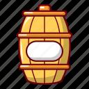 barrel, bee, beehive, blog, cartoon, creative, honey