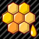barrel, bee, beehive, blog, cartoon, comb, honey