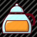 barrel, bee, beehive, cartoon, glass, honey, jar