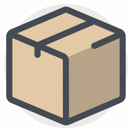 box, courier, delivery, logistic, package, parcel icon