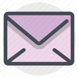 communication, email, envelope, letter, mail, marketing, message icon