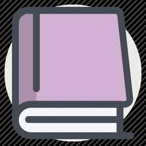 book, education, knowledge, read, study icon