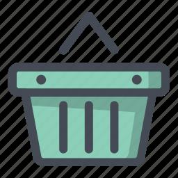 add, application, basket, cart, seo, shopping, wishlist icon