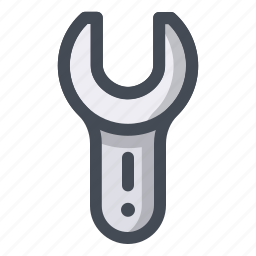 application, fitting, fix, optimization, repair, tool, wrench icon