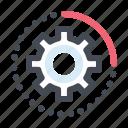 browser, change, configuration, maintenance, optimize, seo, setting icon