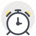 alarm, clock, control, deadline, manage, seo, time icon