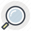analysis, browser, keyword, marketing, research, search, seo icon
