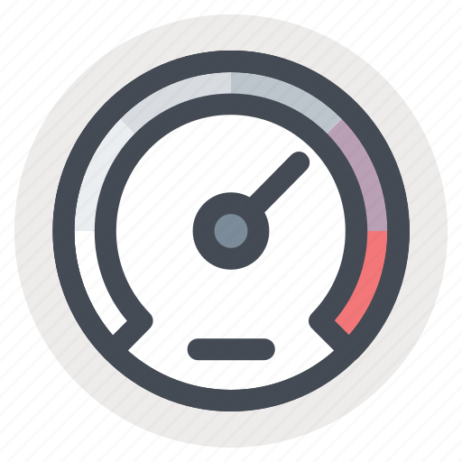 car, dashboard, gauge, indicator, speed, speedometer, tool icon