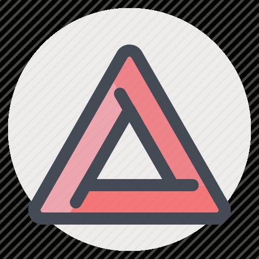 board, no, notice, sign, signal, warning icon