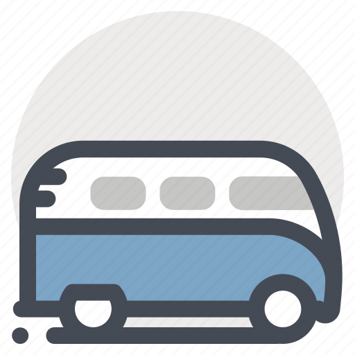 bus, car, repair, service, tour, travel, vehicle icon
