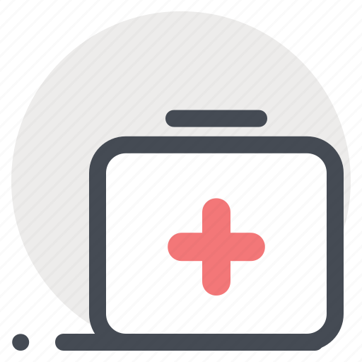 automobile, box, first aid, kit, maintenance, service, tool icon