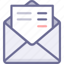 contact, email, inbox, message icon