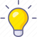 faqs, idea, prompt icon