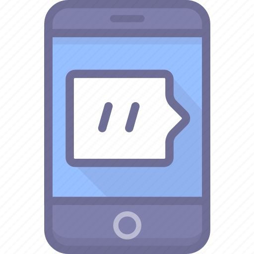 message, messages, mobile, phone, text icon