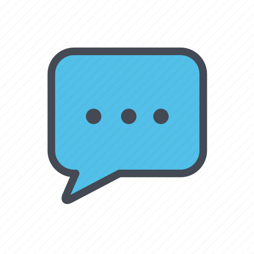 chat, chatting, conversation, dialogue, messaging, speech icon