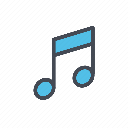 audio, file, format, music, player, sound icon