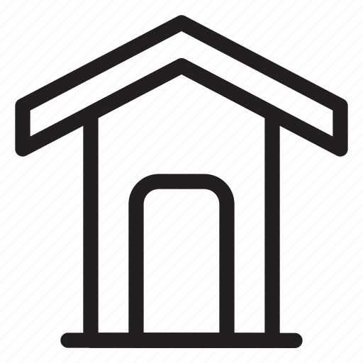 building, construction, home, house, work icon