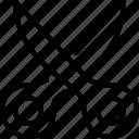 cutter, edit, scissors, shear, tools icon