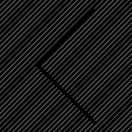 Prev, back, backward icon - Download on Iconfinder