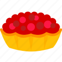 cake, cookie, pie icon