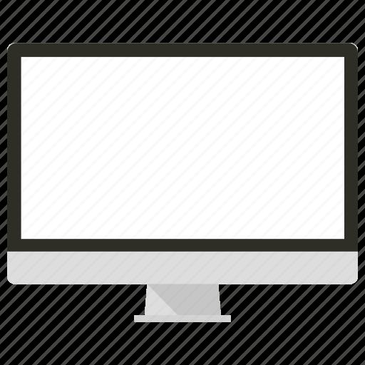 apple, computer, desktop, device, imac, monitor, pc icon