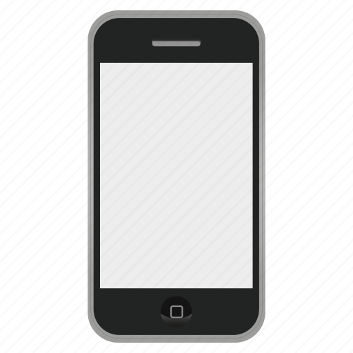 Iphone 3, smartphone, apple, iphone, mobile, communication, device icon