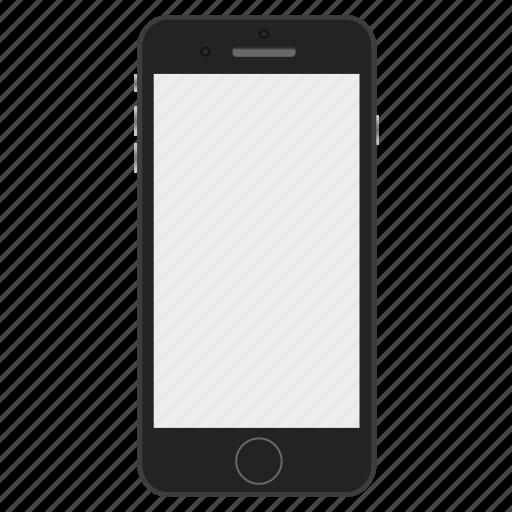 Smartphone, iphone 7, apple, iphone, mobile, communication, phone icon