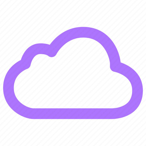 Apple, apple icloud, cloud, cloudy, icloud, itunes, weather icon - Download on Iconfinder